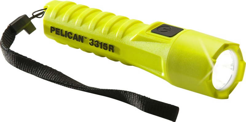 Pelican™ 3315R Rechargeable LED Flashlight