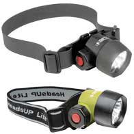 Pelican™ HeadsUp™ Headlight Series