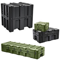 Pelican­™ Single Lid Cases