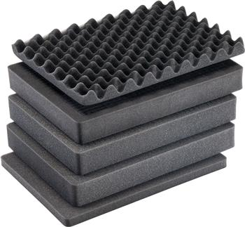 5 pc. Replacement Foam Set for the Pelican™ 1557 Air Case.