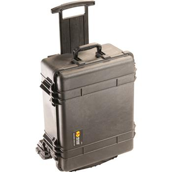 Black Pelican 1560M Mobility Case with No Foam