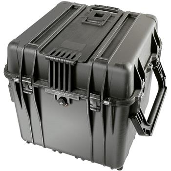 Black Pelican 0340 Cube Case with No Foam