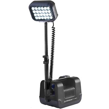 Pelican 9430SL Spot Light Remote Area Lighting System Extended Mast