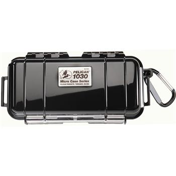 Black Pelican™ 1030 Micro Case with black liner