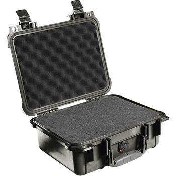 Black Pelican 1400 Case with Foam