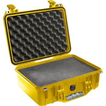 Yellow Pelican 1450 Case with Foam
