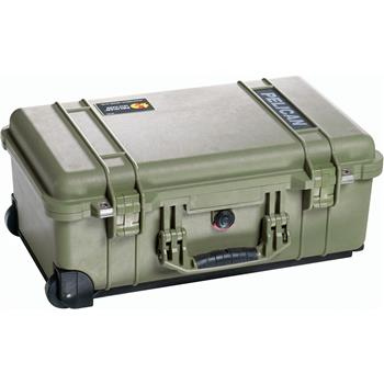 Olive Drab Pelican™ 1510 Carry On Case with no foam
