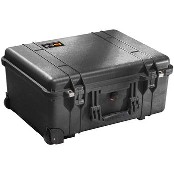 Black Pelican 1560 Case with No Foam