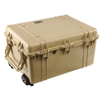 Desert Tan Pelican 1630 Transport Case with No Foam