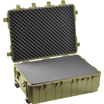 Olive Drab Pelican 1730 Transport Case with Foam