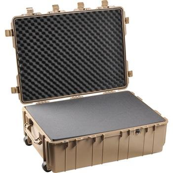 Desert Tan Pelican 1730 Transport Case with Foam