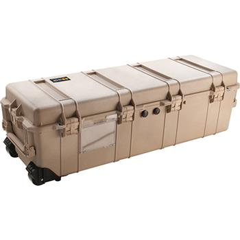 Desert Tan Pelican 1740 Long Case with No Foam