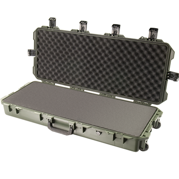 Olive Drab Pelican Hardigg iM3100 Storm Case with Foam