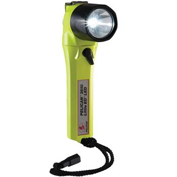 Yellow Pelican Little Ed 3610 LED Flashlight
