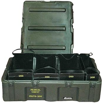Black Pelican Medical Tote Case