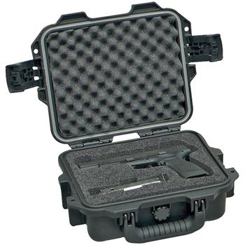 Black Pelican iM2050 Pistol Case with Custom Foam (Contents Shown Not Included)