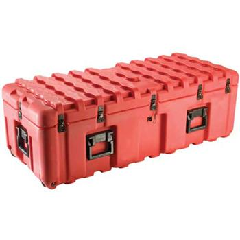 Red Pelican IS4517-1103 Inter-Stacking Pattern Case with Foam
