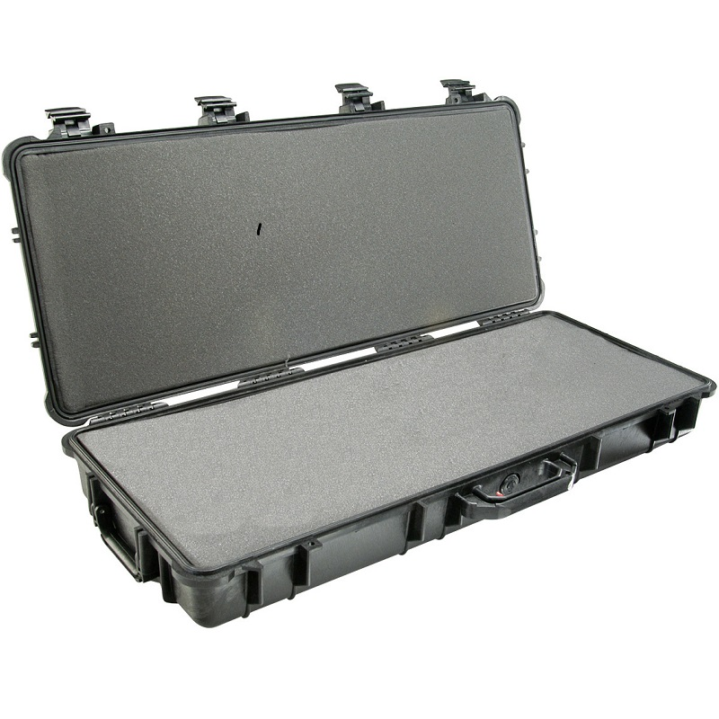Black Pelican™ 1700 Long Case with foam
