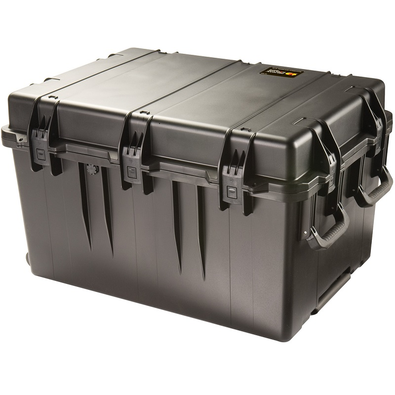 Black Pelican Hardigg iM3075 Storm Case without Foam