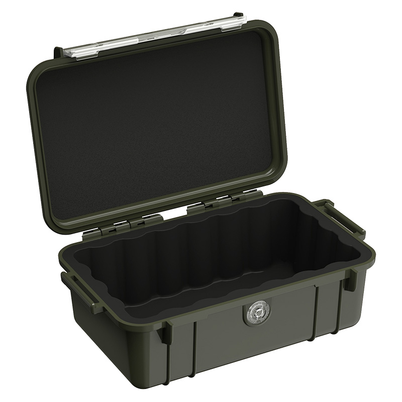Olive Drab Pelican™ 1050 Micro Case with black liner