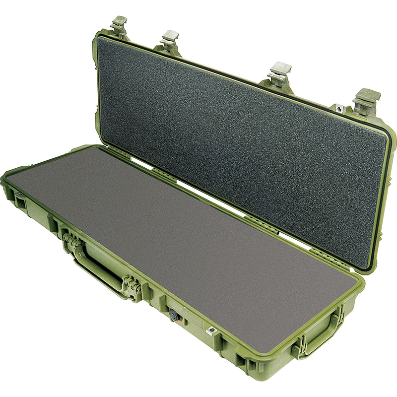 Olive Drab Pelican 1720 Long Case with Foam