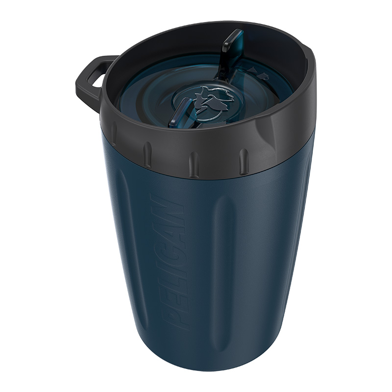 10 oz Dayventure Tumbler with built-in loop and locking lid