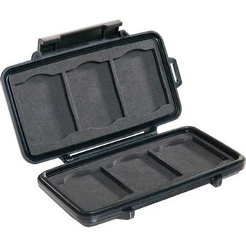 Black Pelican 0945 Memory Card Case