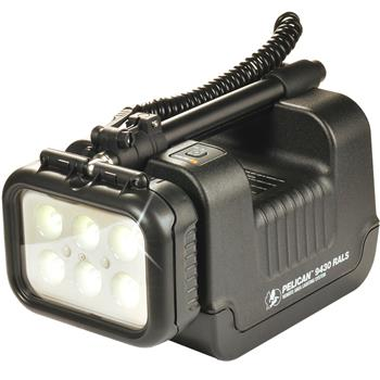 Black Pelican 9430 Remote Area Lighting System