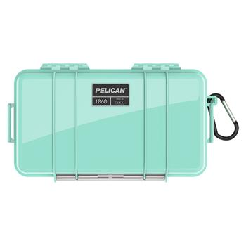 Seafoam Pelican™ 1060 Micro Case with black liner