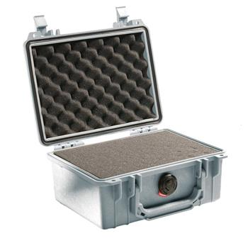 Silver Pelican 1150 Case with Foam