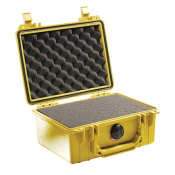 Yellow Pelican 1150 Case with Foam