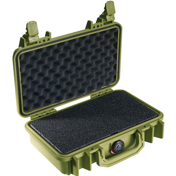 Olive Drab Pelican 1170 Case with Foam
