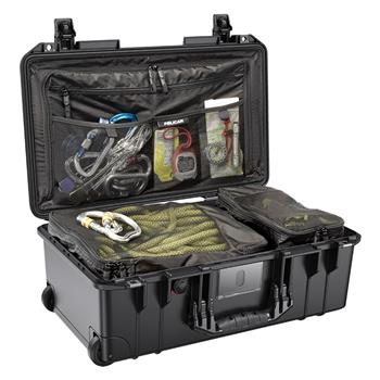 Black Pelican™ 1535 Air Travel Case (Contents Shown Not Included)