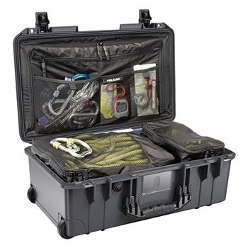 Charcoal Pelican™ 1535 Air Travel Case (Contents Shown Not Included)