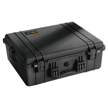 Black Pelican 1600 Case