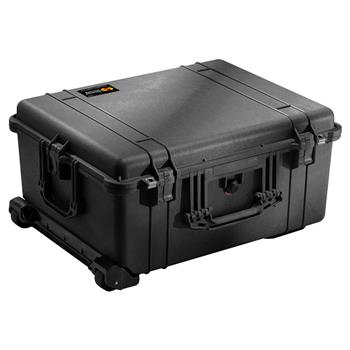 Black Pelican 1610 Case with No Foam