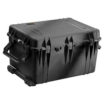 Black Pelican 1660 Case with No Foam
