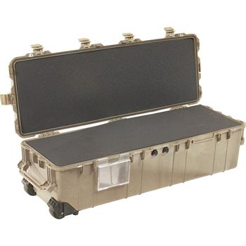 Desert Tan Pelican 1740 Long Case with Foam