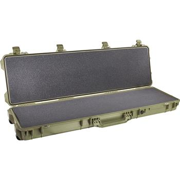 Olive Drab Pelican 1750 Long Case with Foam