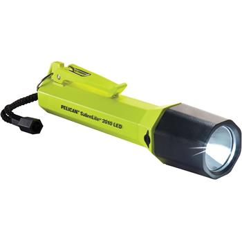 Yellow Pelican™ SabreLite™ 2010 LED Flashlight