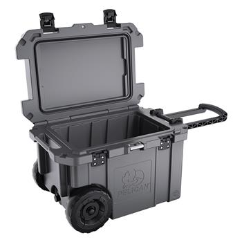 Graphite Pelican™ Cooler 45 Quart Elite Cooler