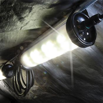 Pelican Shelter Lighting System safe, secure and silent