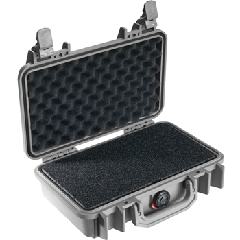 Silver Pelican 1170 Case with Foam