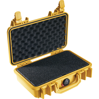 Yellow Pelican 1170 Case with Foam