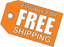 Eligible for Free Shipping!